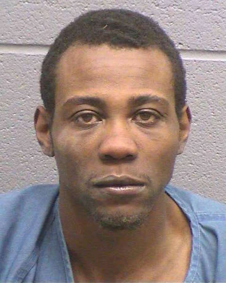 Xavier C. Cottrell is being held on a $40,500 bond for five third-degree felonies of evading arrest, tampering with evidence, assault on a public servant and possession of a controlled substance.