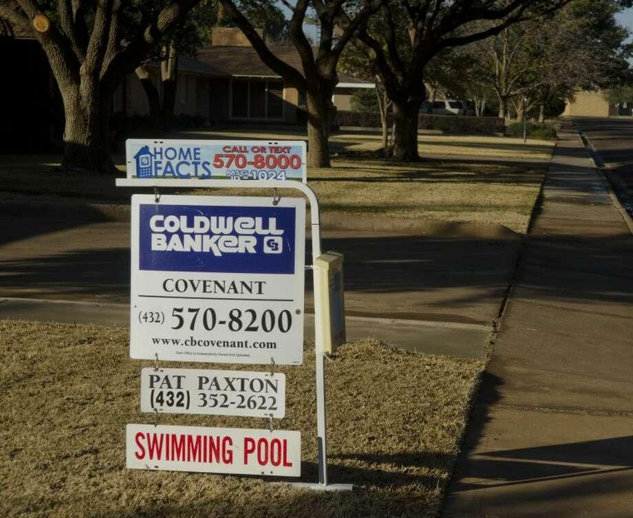 Homes for sale in Midland are in demand. Photo by Tim Fischer/Midland Reporter-Telegram Photo: Tim Fischer