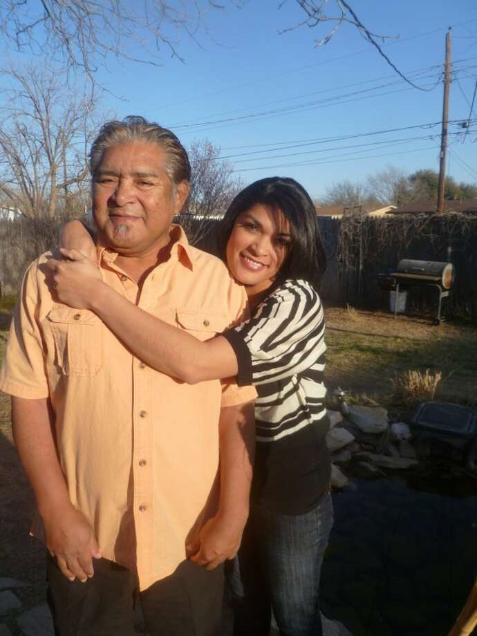 Felix Perez and his daughter Angie Perez are are preparing for a kidney transplant, after she offered one of hers to him.  Shanna Sissom/Reporter-Telegram  Photo: Shanna Sissom