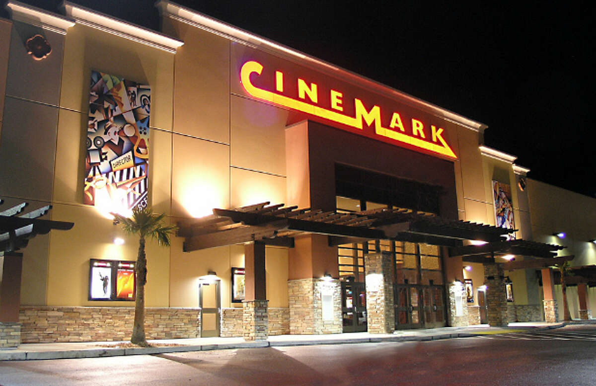 A Cinemark theatre is shown in this file photo.