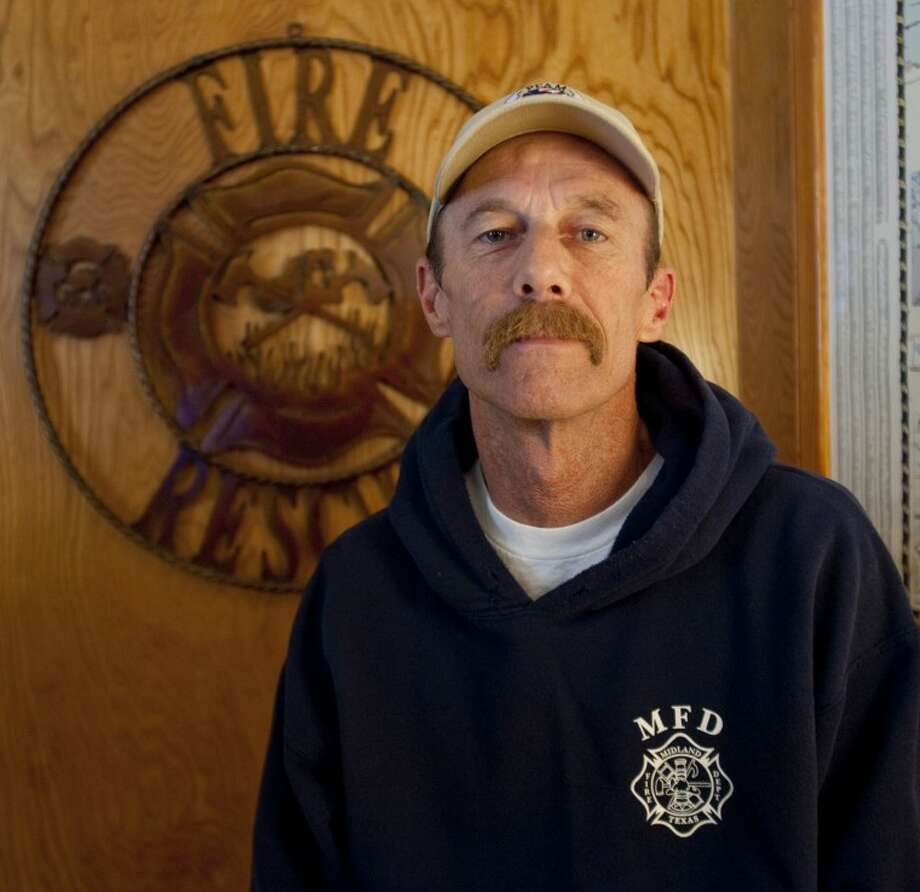 November 2012 file photo of Captain Lee Wise. Wise lost a long battle to cancer on Feb. 23, 2013.Tim Fischer\Reporter-Telegram Photo: Tim Fischer