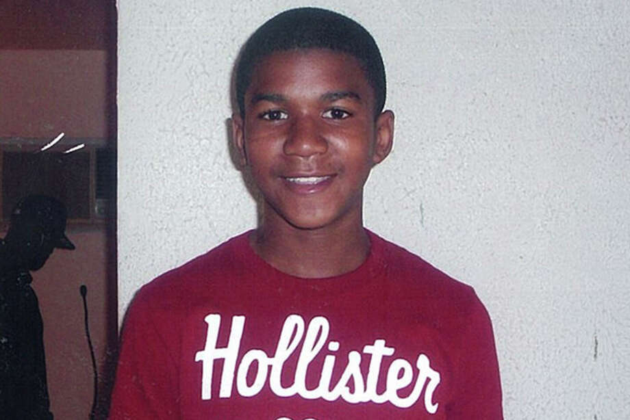 FILE - In this undated file family photo, Trayvon Martin poses for a family photo.  (AP Photo/Martin Family Photos, File) Photo: HONS / Martin Family Photos