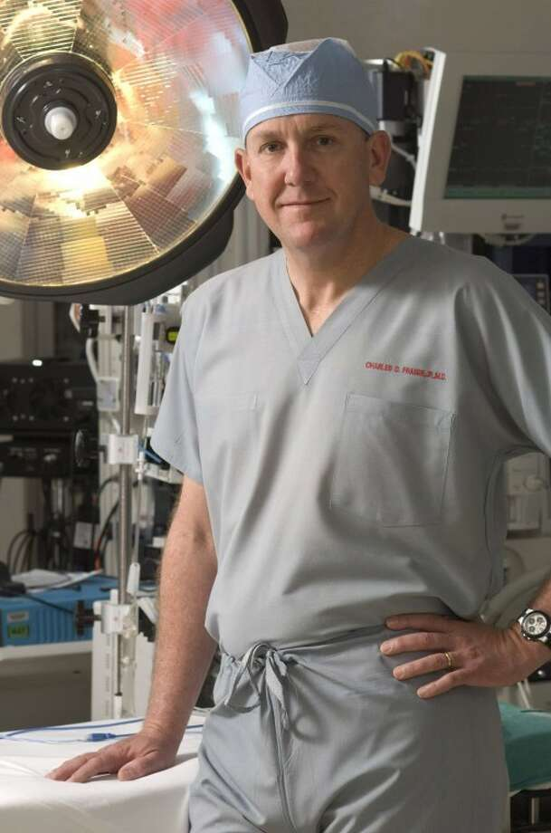 Dr. Charles Fraser, a Midland High graduate, is seen at Texas Children's Hospital where he serves as surgeon-in-chief, chief of congenital heart surgery and cardiac-surgeon in charge. Texas Children's Hospital is the largest pediatric hospital in the United States.
