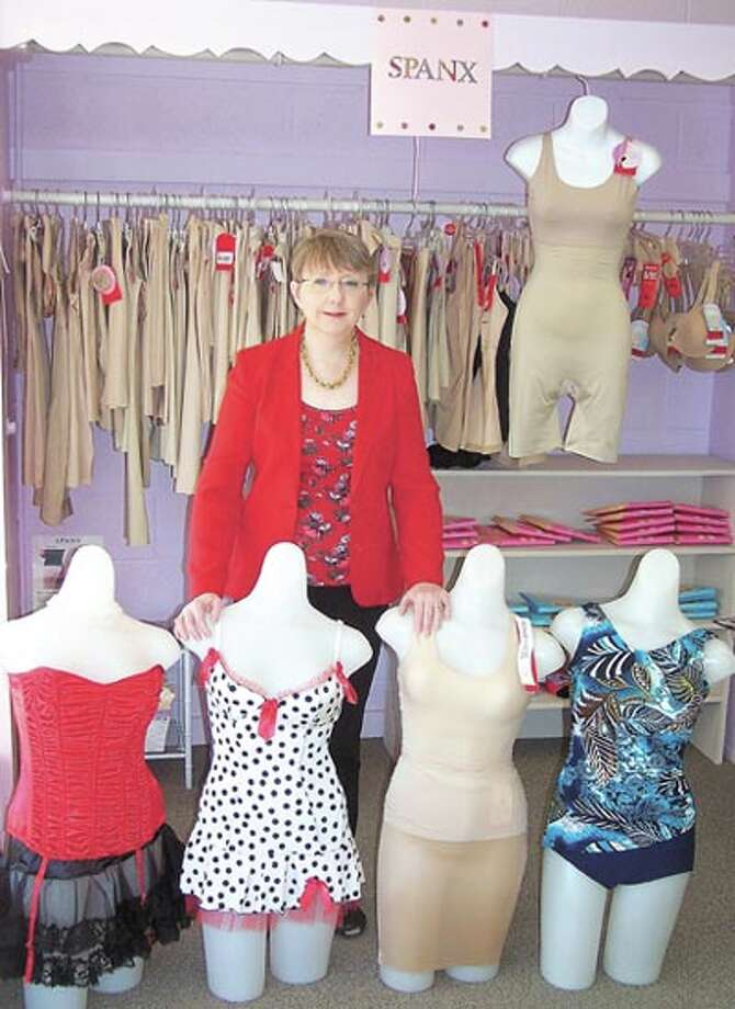 The Pennyrich Bra and Lingerie Shop is located in Old Town Midland at311 Dodson Street.