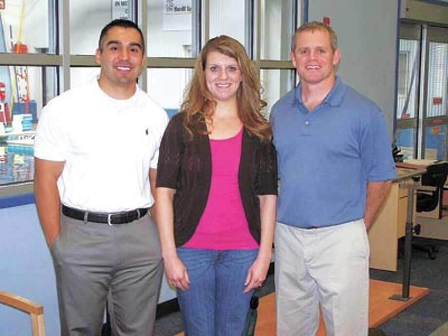 COM physical therapists give one-on-one care to their patients using the latest proven methods and equipment. Andre Furtado, DPT, Nicole McDonald and Geoff Simmons, MPT, are ready to help. Call COM Physical Therapy at 618-9952