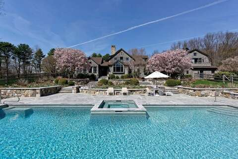 On the market: Conn  estate of Edgar Bronfman Sr