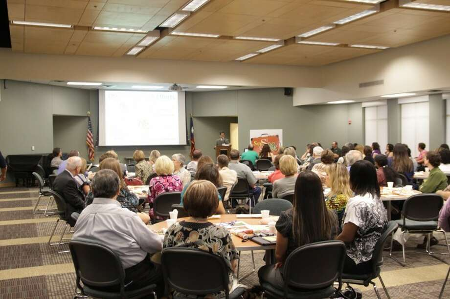 "Midland College hosts ""See MC / Si, MC,"" targeted at first-generation-to-college students. Photo: Courtesy Photo"