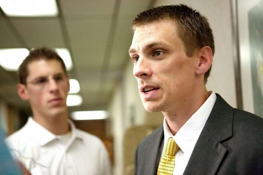 (File Photo)Chris Craig will be replacing Ross Hodge as the new Men's Basketball Coach at Midland College. Cindeka Nealy/Reporter-Telegram Photo: Cindeka Nealy
