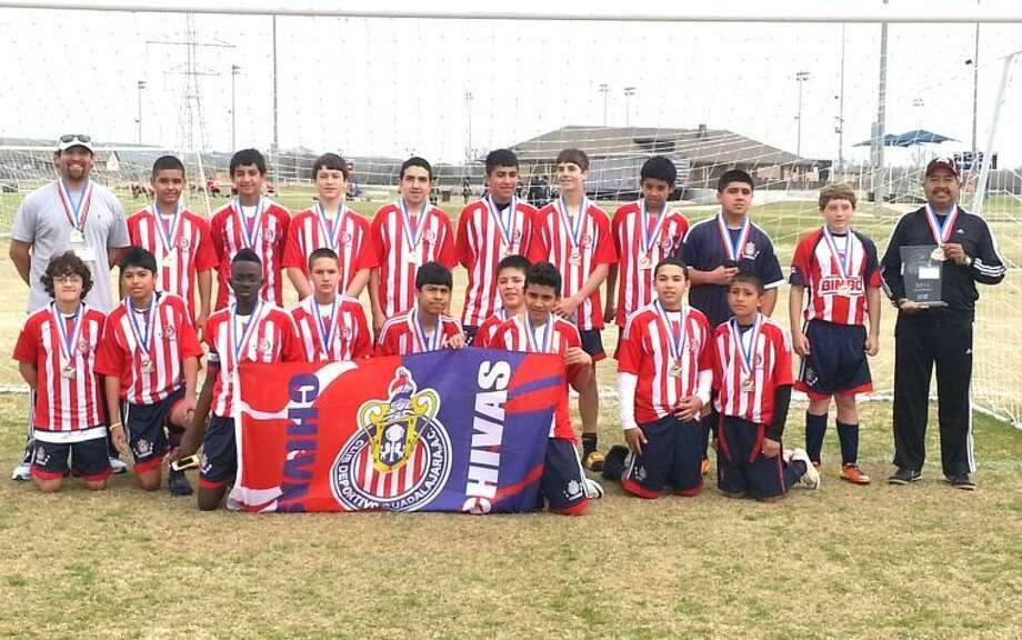 MIDLAND UNITED CHIVAS FCcaptured the North Texas State President's Cup U13 Boys Championship with a 7-2 victory over the Waxahachie, TX Kernow Storm FC.  With the win the Chivas will West Texas and all of North Texas in the United States Youth Soccer Organization's Region III President's Cup (Alabama, Arkansas, Florida, Georgia, Louisiana, Mississippi, North Carolina, North Texas, Oklahoma, South Carolina, South Texas, and Tennessee).