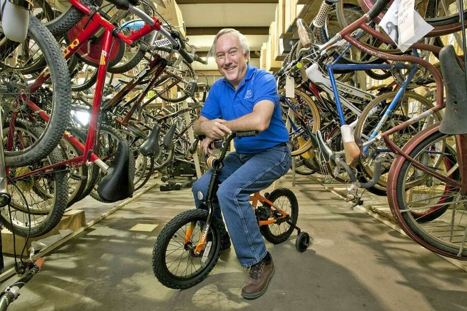 David Ham is the owner of Peyton's Bikes and is responsible for the West Texas biking community. Cindeka Nealy/Reporter-Telegram Photo: Cindeka Nealy