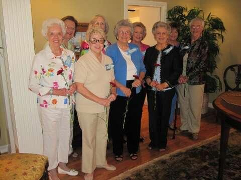 Opera guild, Summer Mummers, 50 year sorority alumnae