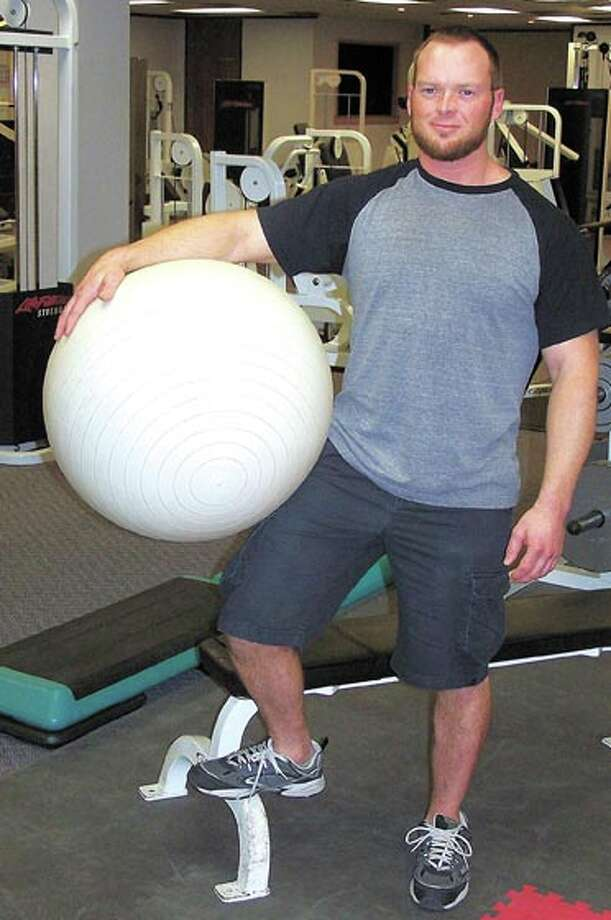 Trainer Joseph Trantham can help you get healthy and feel better. Call him at 312-9328 to learn more.