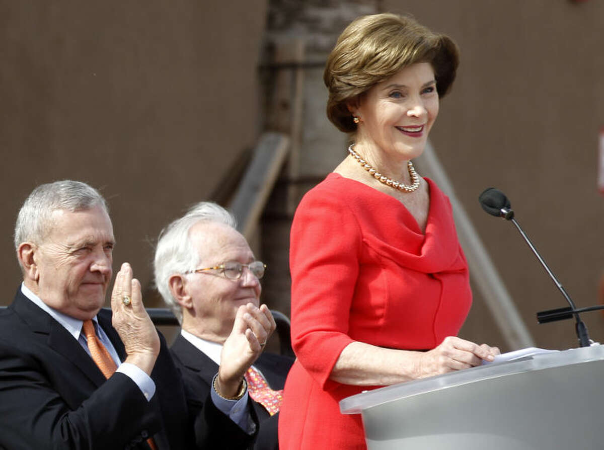 Laura Bush Laura Bush is the most famous graduate of a Midland ISD school. She is a member of Lee High School's Class of 1964. She represented Midland well as first lady - of the state of Texas from 1995-2000 and then of the United States.