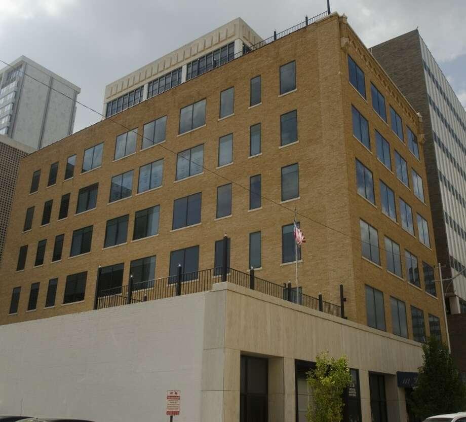 The Thomas Building at 112 Loraine St. Photo by Tim Fischer/Midland Reporter-Telegram Photo: Tim Fischer