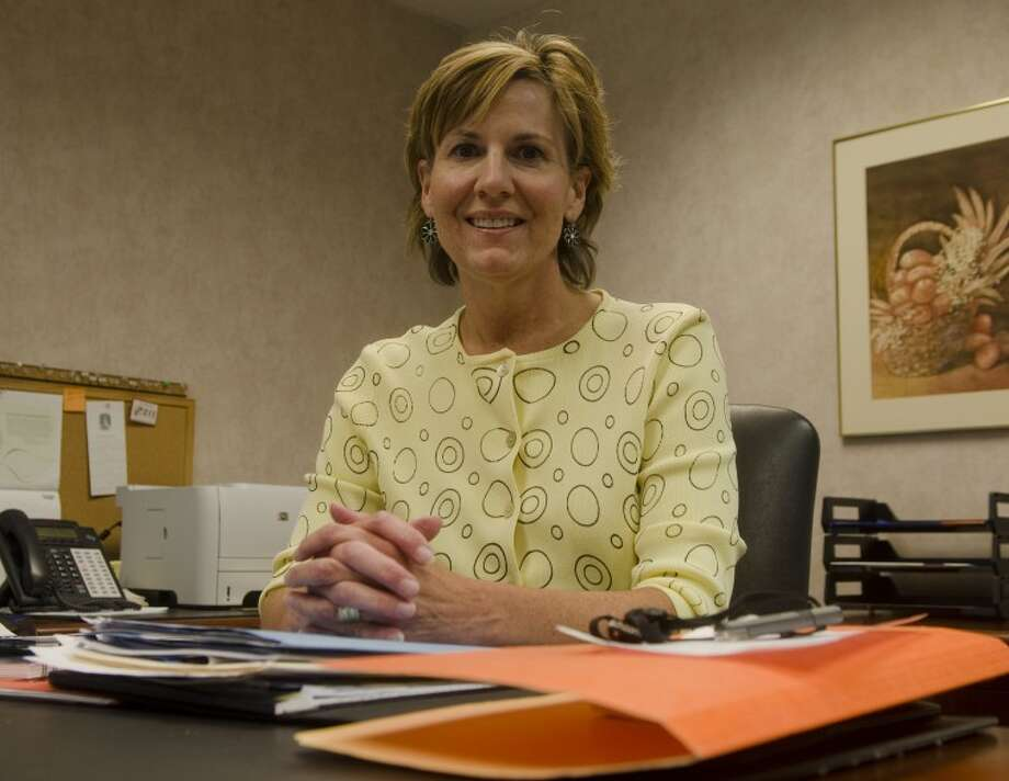 Donna Mahurin, new executive director of the United Way of Midland. Photo by Tim Fischer/Midland Reporter-Telegram Photo: Tim Fischer