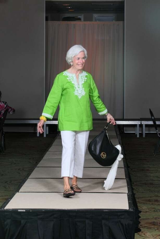 Uptown BPW style show: Jane Wolf, Legacy Real Estate
