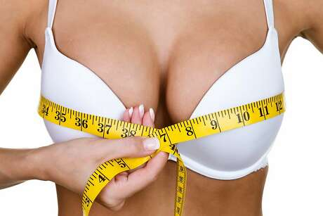 Dear Abby: Bigger breasts can increase self-esteem too         Photo: Getty Images
