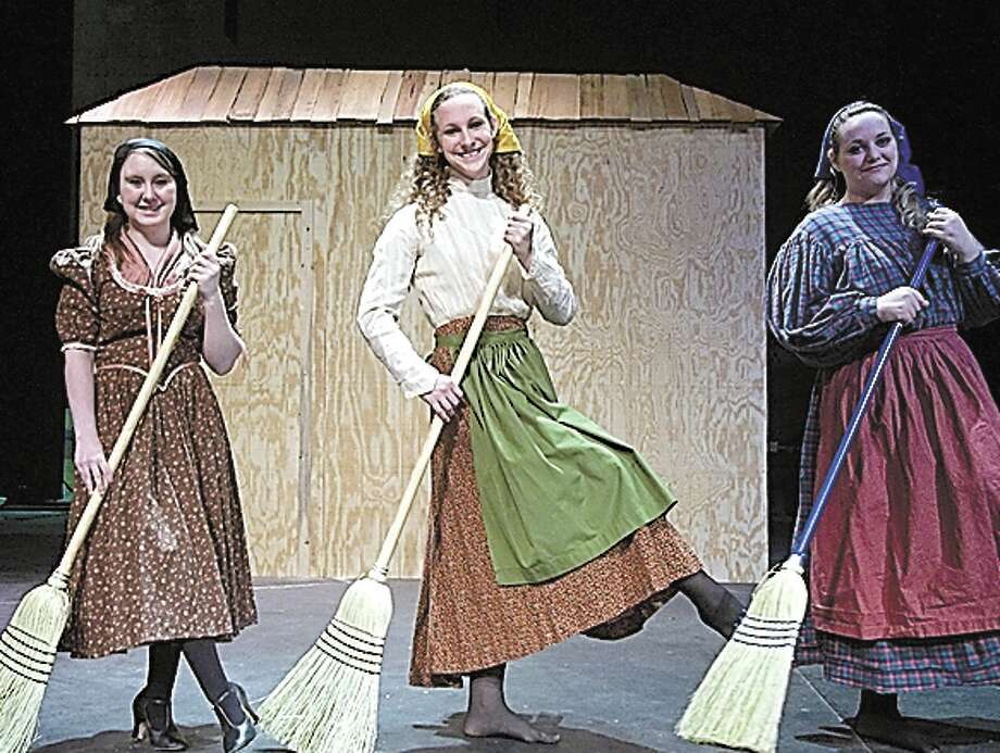 "Permian Playhouse presents ""Fiddler on the Roof."" Photo: Steve Geddes"