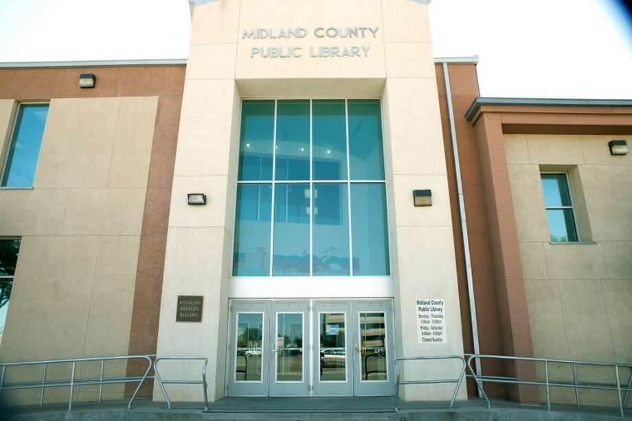 County Commissioners voted Monday to put the Midland County Public Library up for auction. The minimum bid they will accept is $3 million. Cindeka Nealy/Reporter-Telegram Photo: Cindeka Nealy