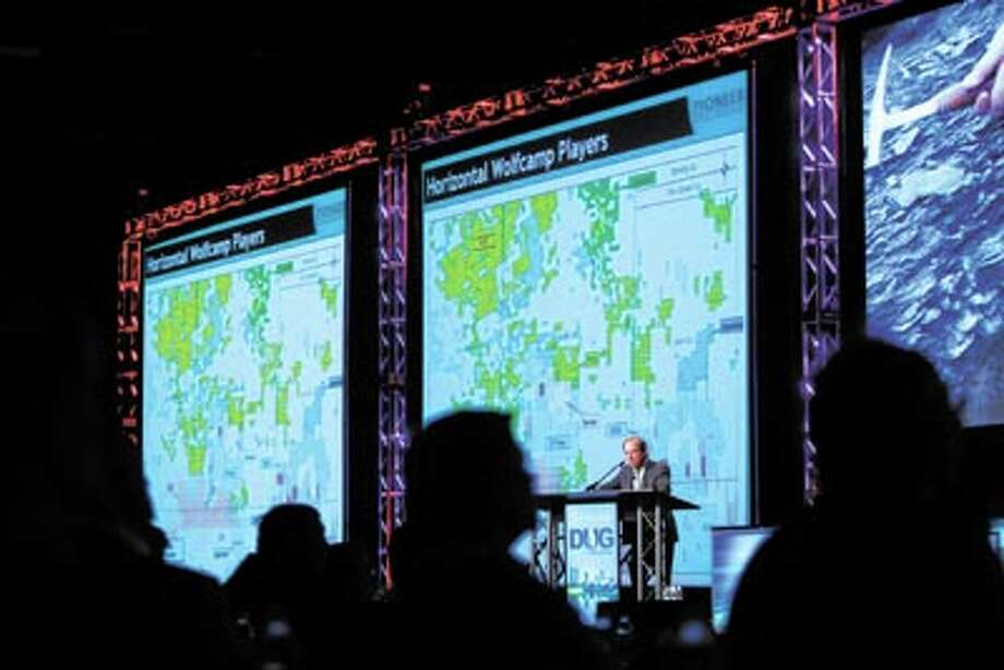 Scott Sheffield, chairman and CEO of Pioneer Resources, heads an impressive list of speakers at the DUG Permian conference. The event will be held April 2-4 at the Ft. Worth Convention Center. Photo: TOM FOX / Tom Fox