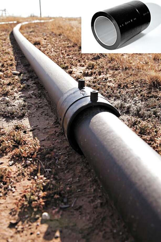 NUPI Oiltech Y100 multi-layer pipe is impermeable to hydrocarbons, resists scale and paraffin buildup and is easy to install. Call Milford Pipe and Supply at 888-563-PIPE (7659) to learn more.