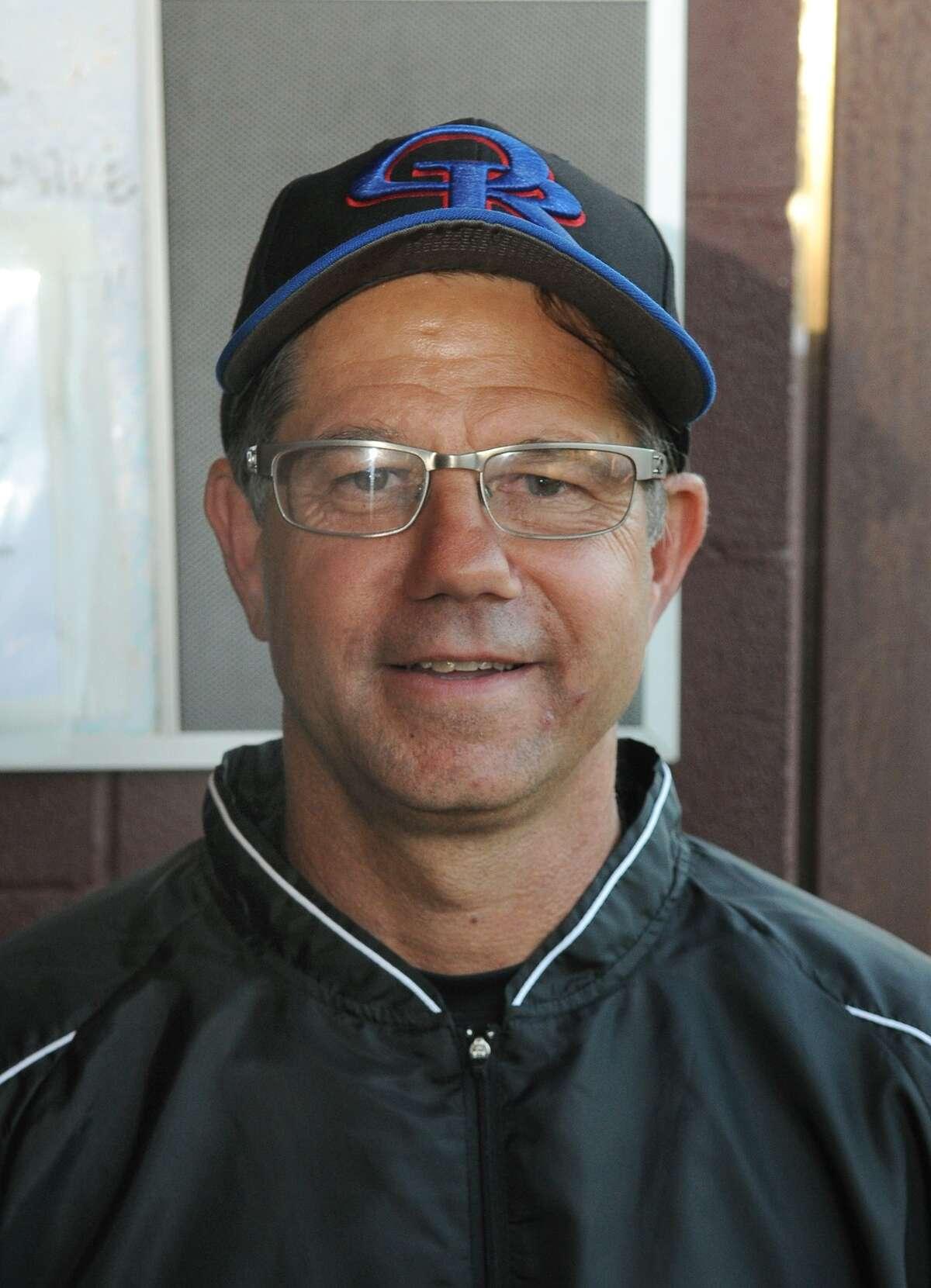 Oak Ridge Head Baseball Coach Mike Pirtle