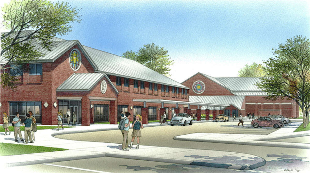 Epiphany of the Lord Catholic Community Church plans to build a school to serve grades K-8.