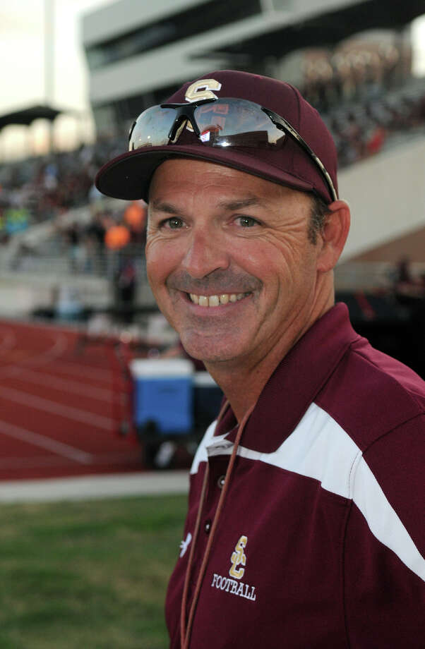 Summer Creek head coach Brian Ford Photo: Jerry Baker, Freelance