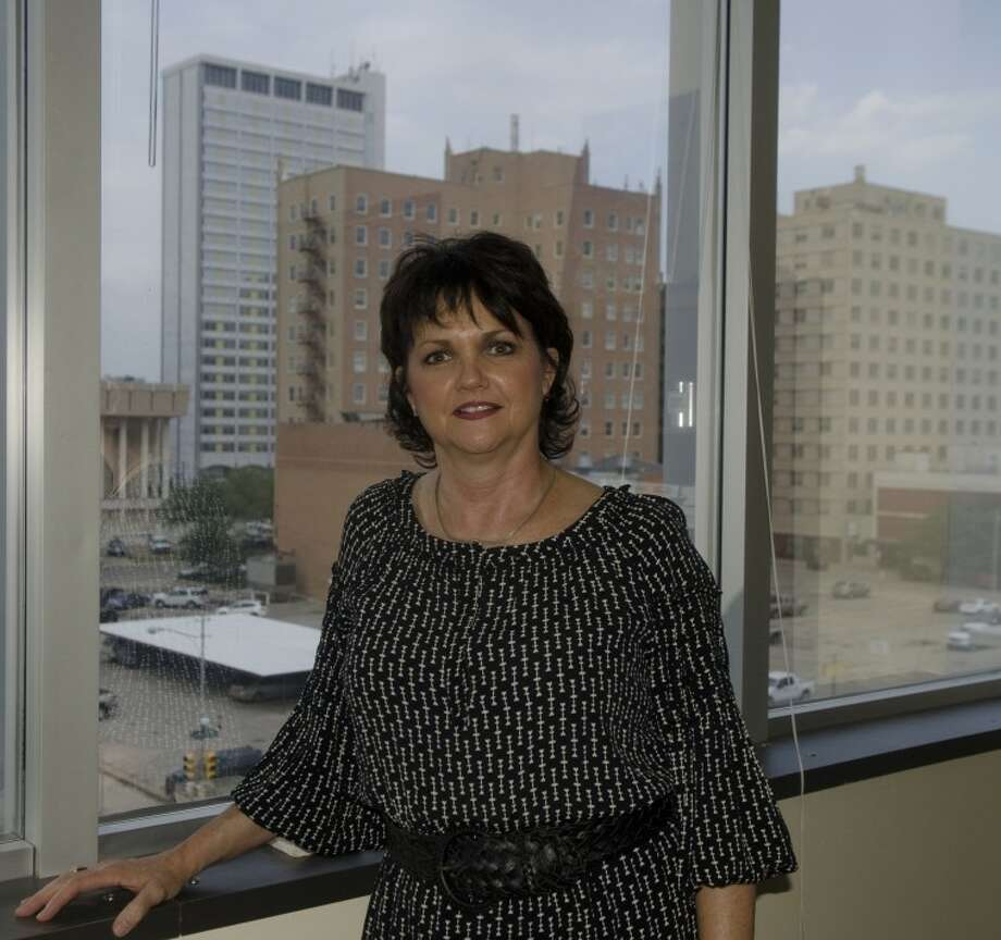 Genora Young, new downtown director for City of Midland. Photo by Tim Fischer\ Reporter-Telegram Photo: Tim Fischer
