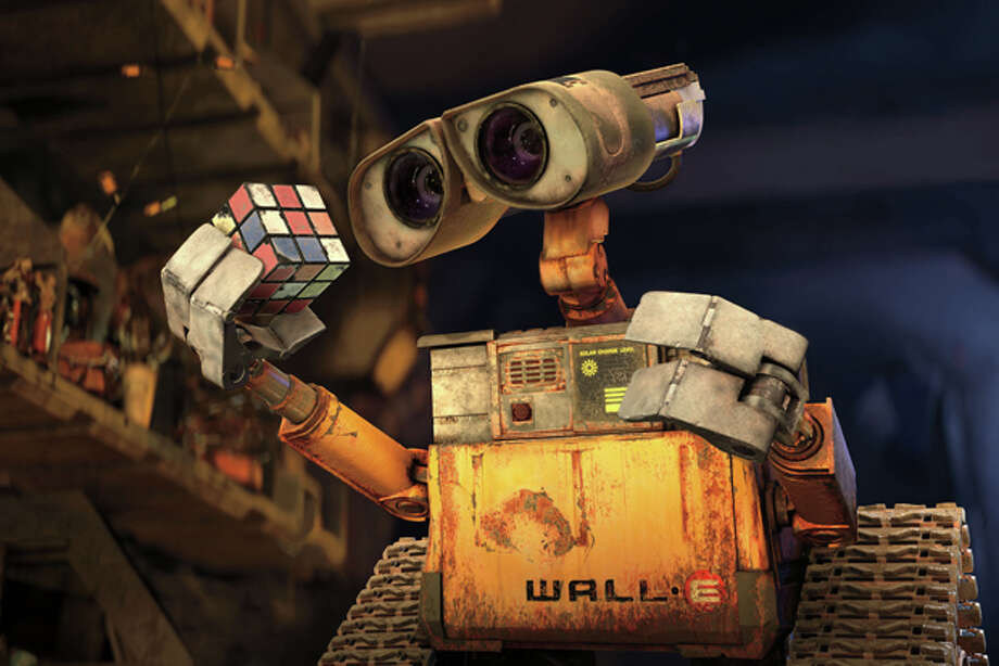 "This film still released by Disney Enterprises and Pixar Animation Studios shows a scene form ""WALL-E."" The film is one of the most successful Pixar films. (AP Photo/Disney Enterprises and Pixar Animation Studios) Photo: HONS / AP2009"