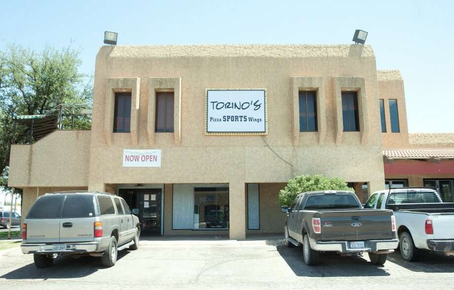 """Torino's Pizza Sports Wings"" located at 3303 N. Midkiff Rd. Suit 100. Cindeka Nealy/Reporter-Telegram Photo: Cindeka Nealy"