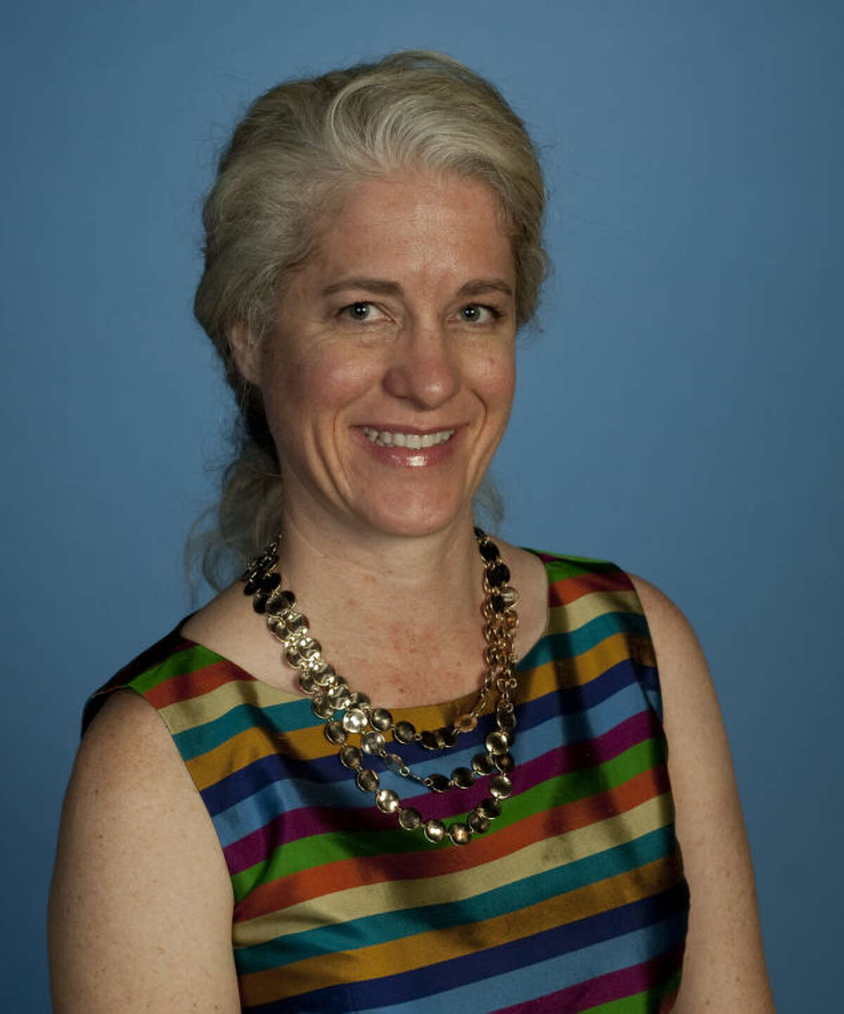 Kathy White, running for Mayor of Midland Tim Fischer\Reporter-Telegram
