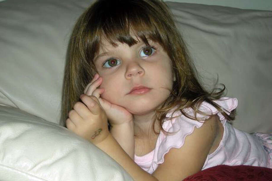FILE - This undated file photo released by the Orange County Sheriff's Office in Orlando, Fla., shows Caylee Marie Anthony. Texas state Sen. Chris Harris says he will introduce a new law to make it a felony for a parent or guardian to not report a missing child. The Arlington Republican will name the law after Caylee Anthony, the daughter of Casey Anthony. The Florida mother did not report her daughter missing for more than a month. She later said her daughter died accidently. Casey Anthony was found innocent this week of murder charges. (AP Photo/Orange County Sheriff's Office, File) Photo: Anonymous / AP2008