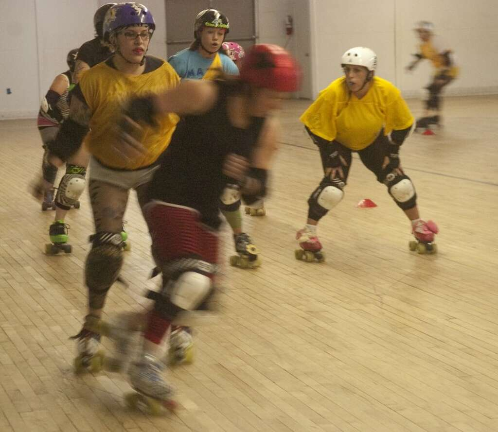 Roller skating frisco