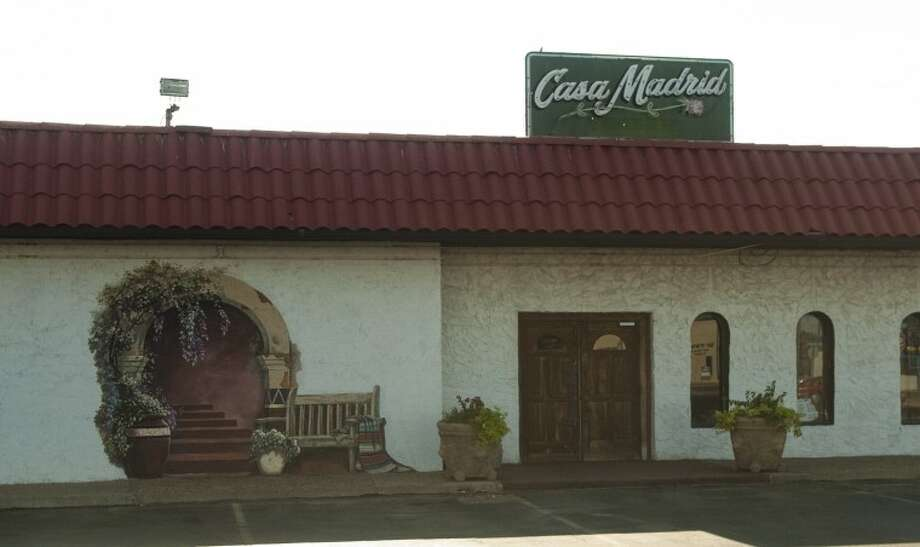 Casa Madrid restaurant review Photo by Tim Fischer/Midland Reporter-Telegram Photo: Tim Fischer