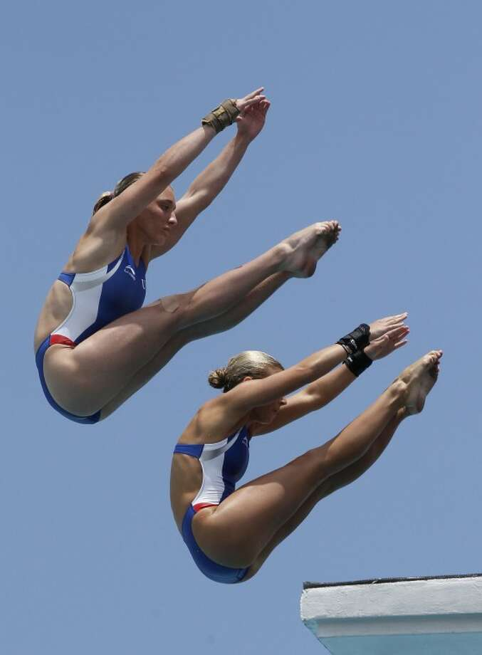 US Diving at Ft. Lauderdale, Fl during day 3 of competition Saturday, May 7, 2011. (Photo by Hans Deryk/US Diving) Photo: HANS DERYK
