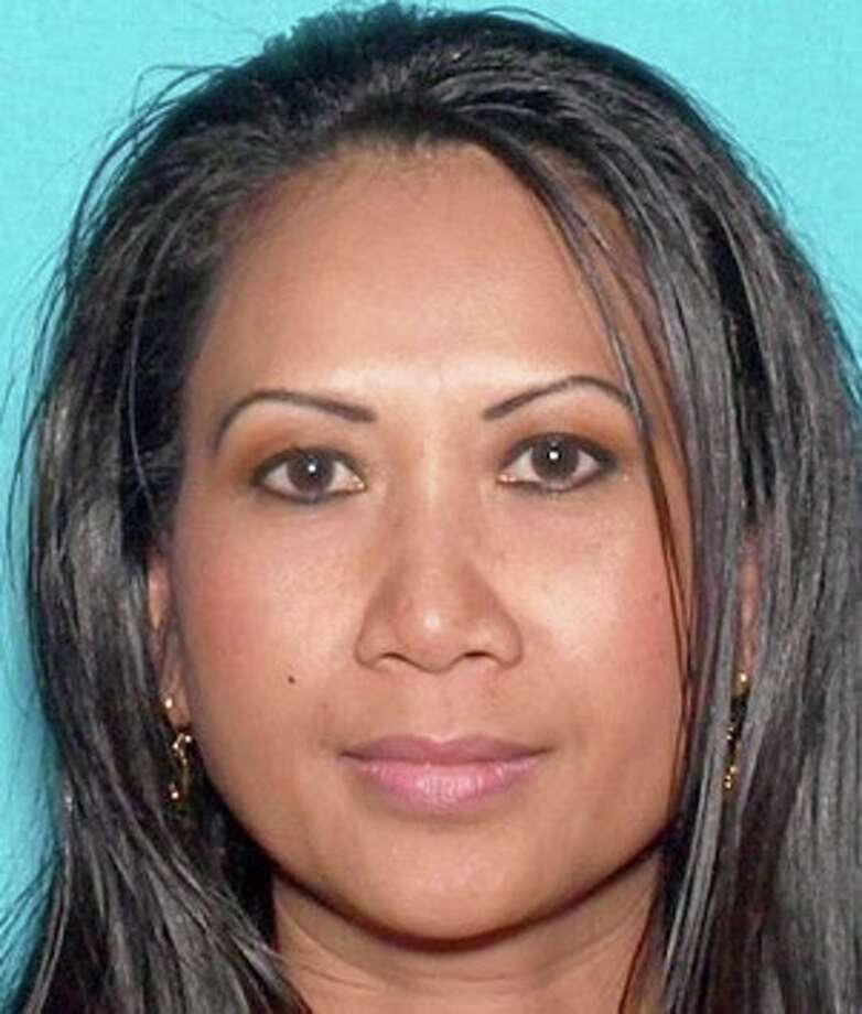 Geana Or, 46, was arrested on suspicion of grand theft and elder abuse.