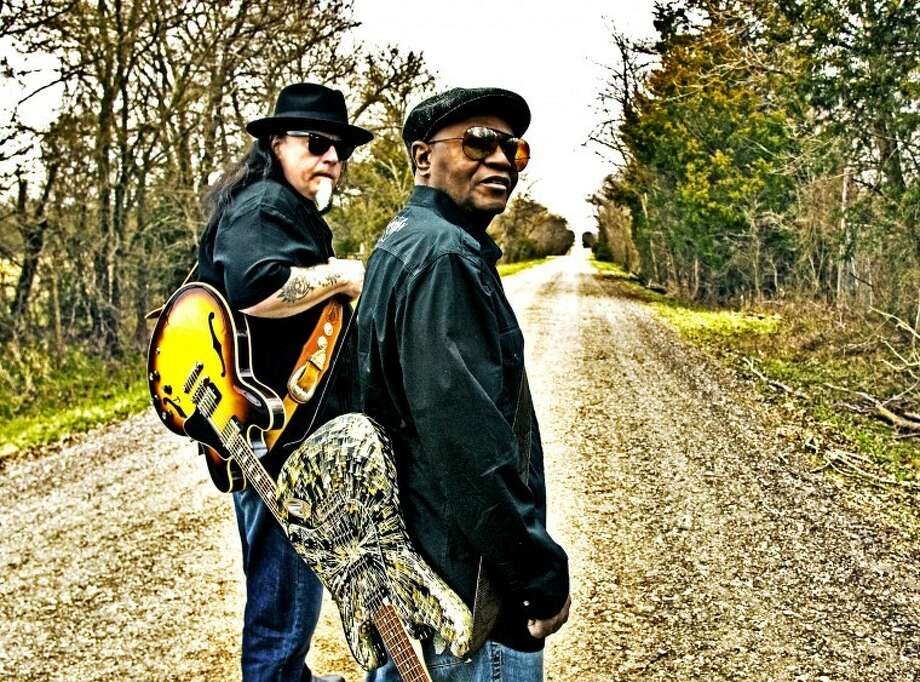Smokin' Joe Kubek and Bnois King will perform at Tall City Blues Fest July 29-30 at Centennial Plaza. Photo: James Bland