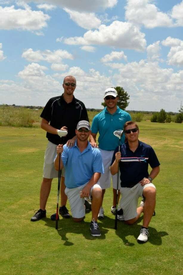 Brent Van Zant, from left, Rusty Taylor, Chris Sauceda and Bailey Joplin.