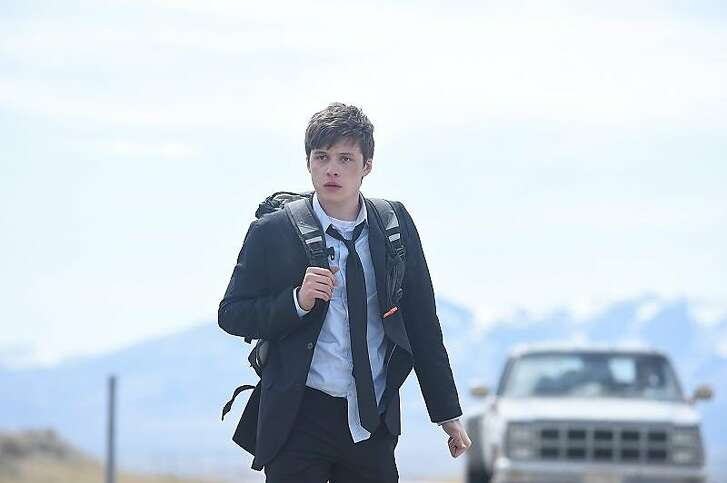 """Nick Robinson stars in the Rob Reiner-directed film """"Being Charlie,"""" about a drug addict's struggles with recovery."""