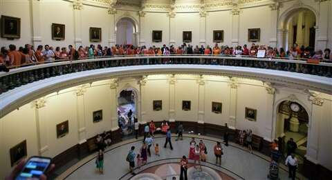 Judge strikes down Texas mandatory fetal burial law