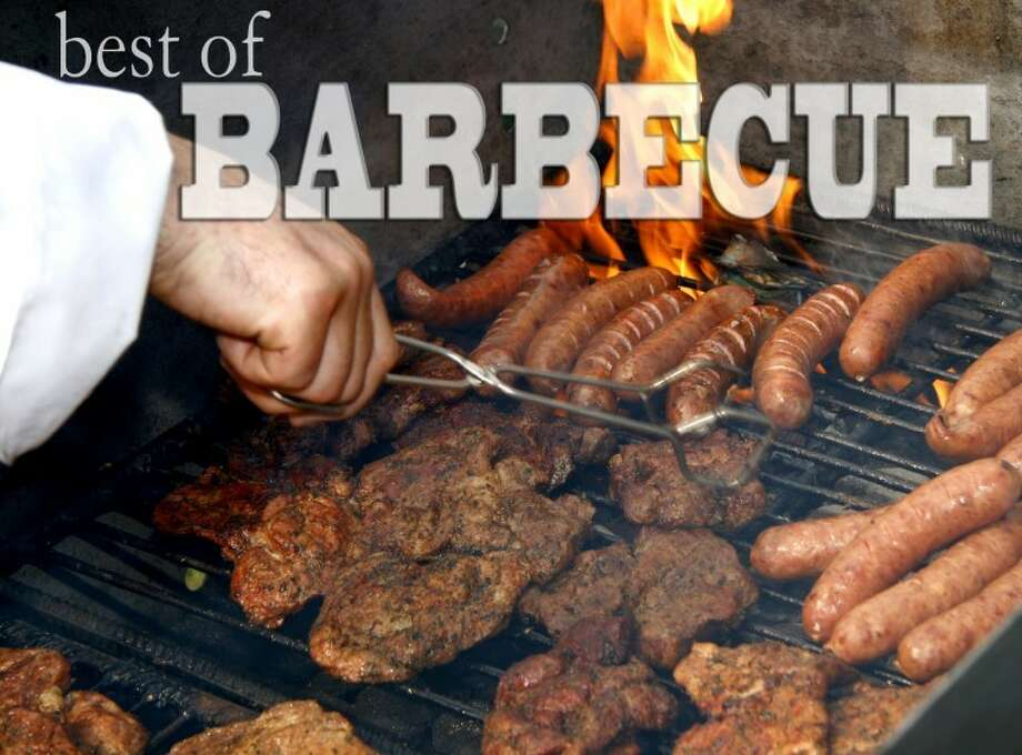 Close up of grilled meat and sausage, outdoor Photo: Getty Images