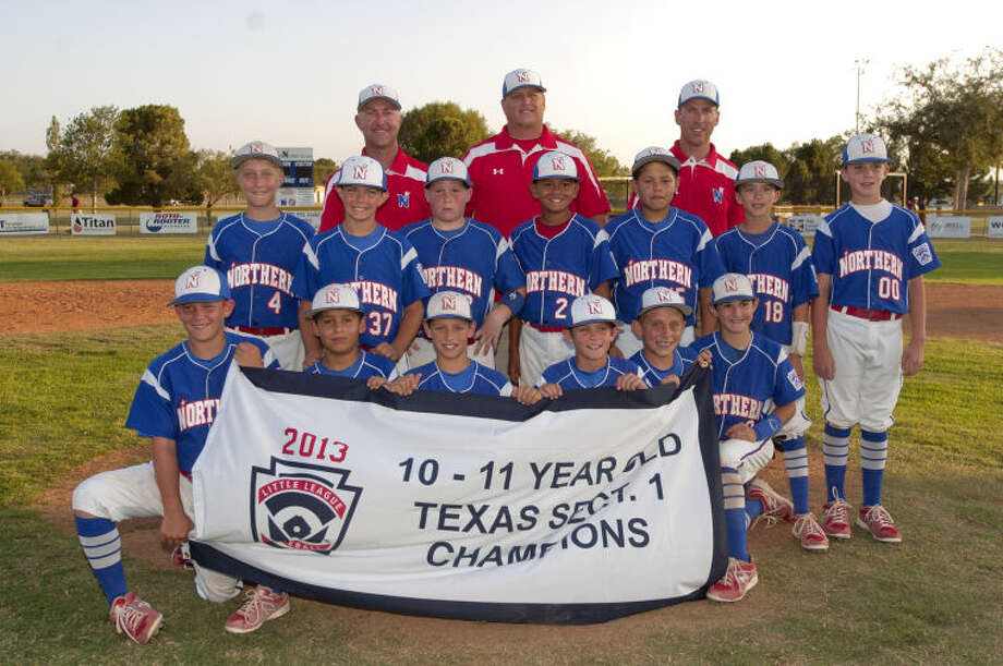 Northern Little League (ages 10-11) beat Lubbock Southwest in the sectional final Tuesday at Butler Park. James Durbin/Reporter-Telegram Photo: JAMES DURBIN