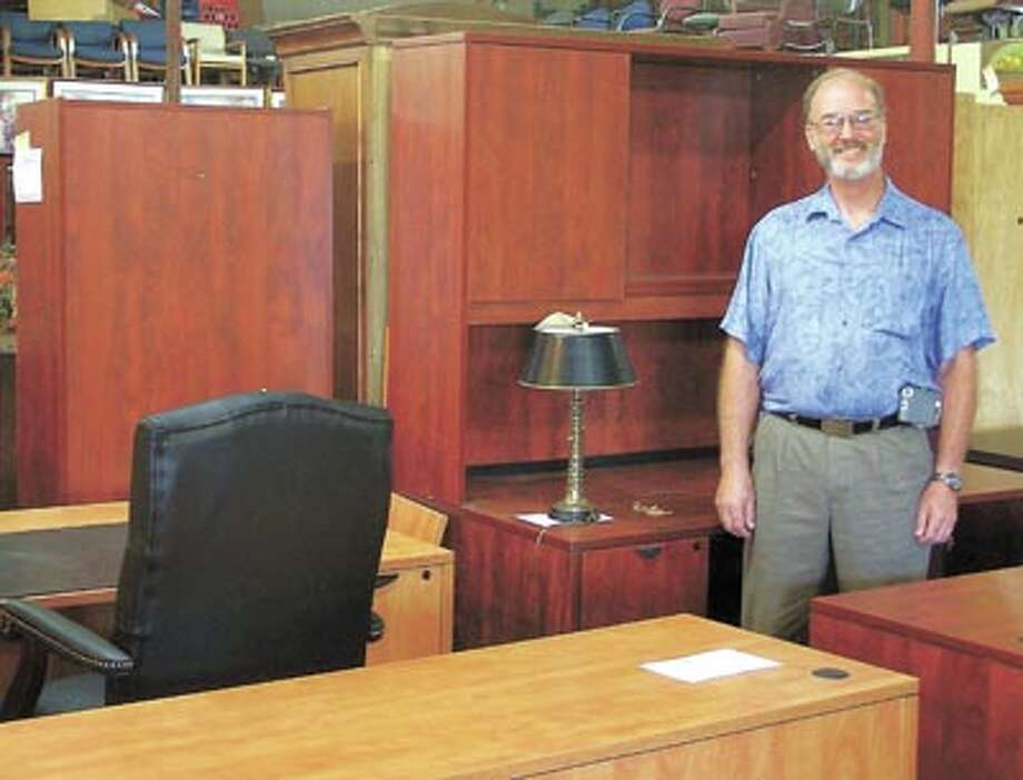 A-1 Office Furniture's Bob Westbrook offers low prices and great service on a wide variety of top quality new and used office furniture. See him in the big yellow building at 401 West Industrial.