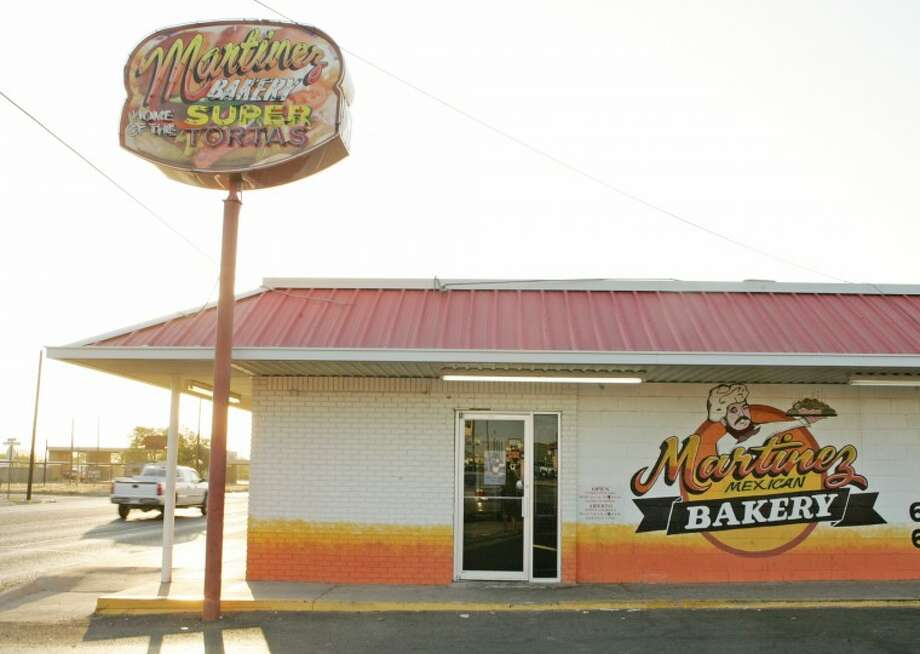 Martinez Bakery located at 206 E. Florida. Cindeka Nealy/Reporter-Telegram Photo: Cindeka Nealy
