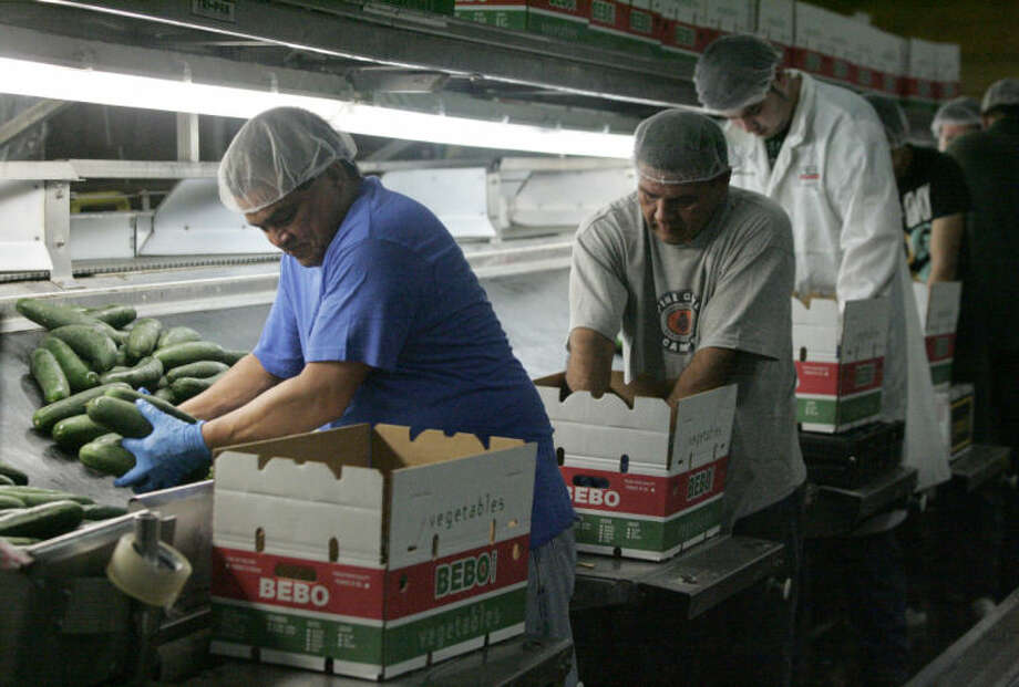Mexican produce flooding the Texas border - Midland Reporter-Telegram