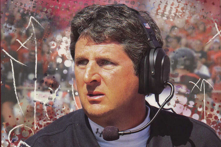 """Swing Your Sword,"" the autobiography of former Texas Tech head football coach Mike Leach, is in bookstores now. Photo: Courtesy Diversion Books"