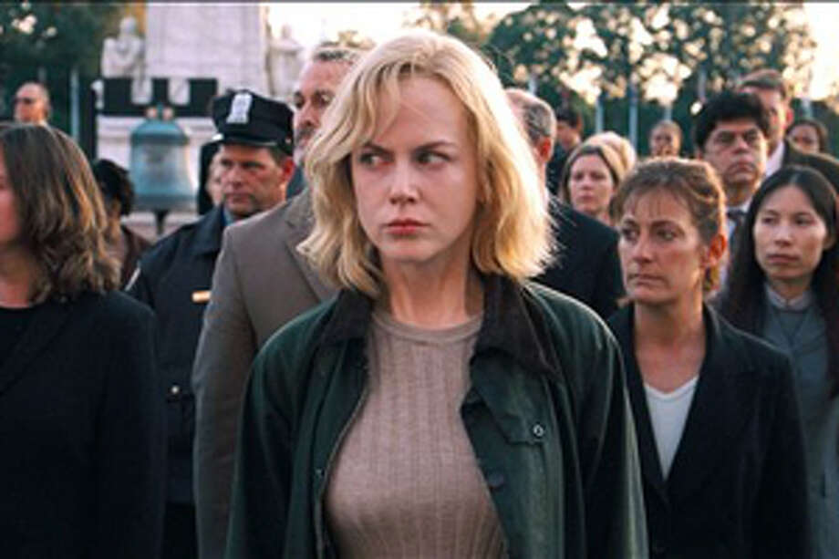 "In this image released by Warner Bros. Pictures, Nicole Kidman is shown in a scene from ""The Invasion."" (AP Photo/Warner Bros.) Photo: Anonymous / AP2007"