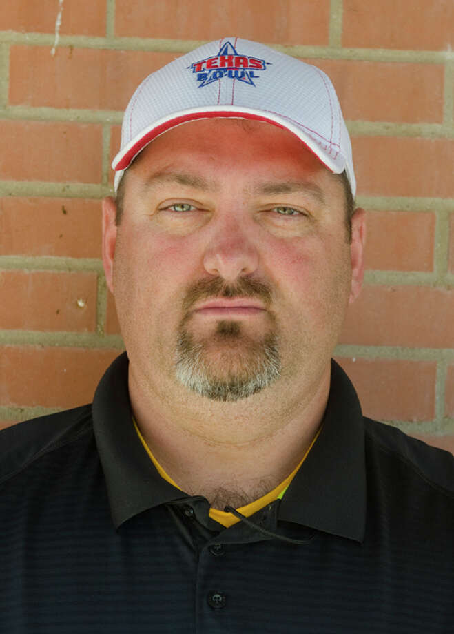 Coach Chris Kuykendall Photo by Tim Fischer\ Reporter-Telegram Photo: Tim Fischer