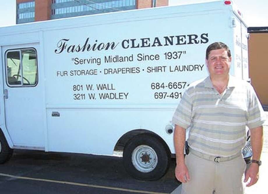 With Fashion Cleaners' pickup and delivery service you can have all the convenience of great cleaning without ever leaving your home. Fashion's Philip McCain and driver Jorge Peralta (not pictured) invite you to call 684-6657 to learn more.